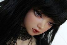 De belles poupées