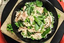 Italian Dishes / Fresh ingredient delivery from Home Chef.   homechef.com / by Home Chef