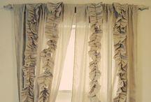 Beautiful windows / Piękne okna / I'm looking for great, simple and unique ideas for curtains and other windows decorations. I try to make them myself especially from natural fabric like linen which I'm in love! / Szukam wspaniałych, prostych i wyjątkowych pomysłów na firanki, zasłony i inne dekoracje okienne. Próbuje je wykonać sama szczególnie z naturalnych tkanin jak np. len, w którym jestem zakochana!