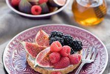 Food: Desserts / Heerlijke desserts! Enjoy!