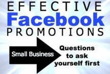 Facebook Tips / Best Practices for using Facebook for your business, brand, or personal brand.