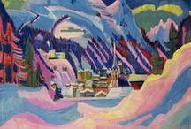 AV - Expresionismo / Munch // Kirchner // Nolde