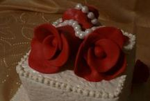 Wedding Cakes / Wedding Cakes Created by Baking with Julie http://www.bakingwithjulie.com
