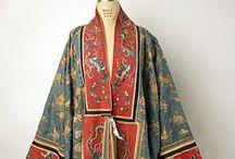 vintage fashion / haute couture, pret a porter, avant garde, ethnic