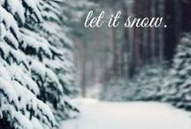 •winter•snow• / How I love winter time and snow