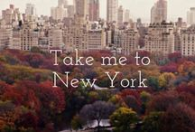 New York / The Big Apple  / by Carina Cats