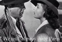 """We will always have Paris""."
