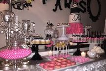 French Bridal Showers / Anything from French bridal showers to bachelorette parties