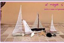 i miei lavori / tutte le mie creazioni pubblicate nel blog sinidemagali.blogspot.it