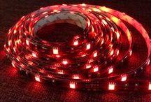 Lisego LED für Deckensegel / LED Flexband für unsere Deckensegel.