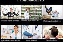 pharmacy / by Rachel Lovable