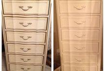 Furniture/makeover / by Amanda Jaramillo