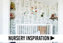 Nursery Inspiration / Their nursery should be as unique as they are. Get inspired to create the ultimate baby room. Take a cue from these stylish nurseries and must-have baby room decor pieces.  Modern nursery inspiration, feminine  nursery inspiration, gender neutral nursery inspiration, baby room inspiration,  baby room decor, boy nursery inspiration, bright nursery inspiration, boho nurseries, minimalist nursery inspiration.