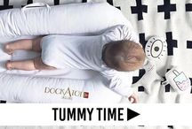 Tummy Time / Tummy time, tummy time activities, what is tummy time, tummy time information, tummy time development, how to help infants with tummy time, tummy time suggestions, how much tummy time for babies, tummy time hacks.