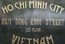 Ho Chi Minh City / Street Life in Ho Chi Minh City