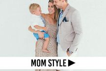 Mom Style / Style for moms doesn't need to be all about the basic. Find fashion-forward trends for moms that are comfortable, practical and ultra stylish to boot. Mom style tips, mom style ideas, stylish moms inspiration, stylish mom inspo, outfit ideas for moms, outfit ideas fall, outfit ideas for moms winter, spring fashion mom, summer fashion ideas moms, how to dress as a mom. Style tips for new moms.