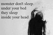 In my head.