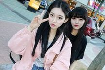 "Best Friends ♥ / This  album is deadicated to my best friend Jiyeon <span class=""EmojiInput mj230"" title=""Black Heart Suit ::hearts::""></span> SARANGHAE-YO!!  <span class=""EmojiInput mj230"" title=""Black Heart Suit ::hearts::""></span>"