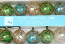 Theme Party String Lights / Fun and festive party string lights are easy to install for any  theme.