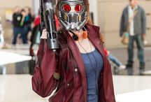 peter quill (starlord) cosplay