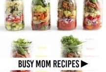Busy Mom Recipes / The minute you become a mom 'busy' takes on new meaning. Quick recipes, quick family friendly recipes, family recipes, fast cooking for families, fast meal ideas, quick meal ideas, family friendly recipes, meals everyones likes, cooking for your family, toddler friendly food, baby food, fast food ideas, fast meal ideas.