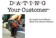 D-A-T-I-N-G Your Customer® (Customer Service) / Customer Service isn't just a department. Many companies struggle to provide the best possible customer service. And in today's social media climate, you MUST provide the best customer service or your customers have instant access to tell the world you have failed through facebook, yelp, twitter, etc. Learn to create the best climate for customer service. Exceed Expectations!!!