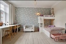 Kids room & bed
