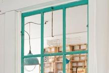 Indoor window ideas