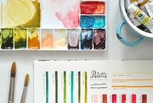 Colors & Tools of the art