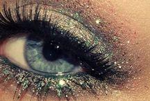 Nail and makeup / by Audrey B😘
