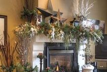 Decorating your home for the Holidays / Different Ideas to keep your home festive for the holidays!