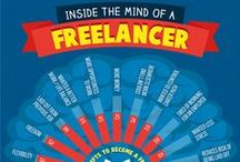 Freelance Life / Questa board è dedicata a tutti i #freelance. Qui troverete consigli, suggerimenti e statistiche dedicate alla vostra attività ;)