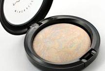 Make-up products wishlist