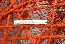 My work and passion - Capito Design / Fine Eco-design artcrafts,Made in Italy