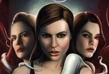 Charmed Comic Books