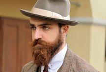 Beard & moustaches