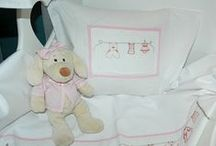 My creation- BabyDreamsFairytales ETSY shop / Handcrafted embroidered baby sheets, quilts, blankets, bibs, bodysuits by ''BABY DREAM FAIRYTALES''