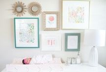 Baby | Nursery decor