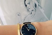 WATCHES / Watches that look good and go well with jewellery.