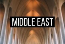 • MIDDLE EAST TRAVEL / Inspirational and practical travel destination guides and articles about Middle East adventures, real life stories, and travel experiences from travel bloggers. Carefully chosen for travel enthusiasts and avid fans of beautiful Middle East travel destinations. For more information, please visit www.prettywildworld.com.