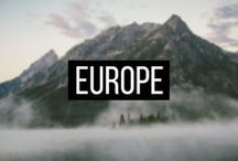 • EUROPE TRAVEL INSPIRATION / Inspirational and practical travel destination guides and articles about Europe adventures, real life stories, and travel experiences from travel bloggers. Carefully chosen for travel enthusiasts and avid fans of beautiful Europe travel destinations. For more information, please visit www.prettywildworld.com.