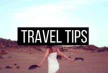 • TRAVEL TIPS & TRICKS / Check out some of the top-notch travel tips and tricks you'll ever find here on Pinterest! Best posts from fellow travel bloggers who speak from experience.