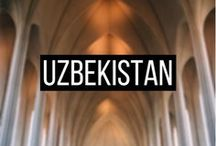 • TRAVEL TO UZBEKISTAN / Travel to Uzbekistan | Pretty Wild World | Travel Blogger | Travel Enthusiast | Travel Destinations | Travel Guides | Travel Tips and Tricks | Travel Experience | Travel Itinerary | Travel Inspiration