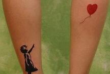 Tatts I love / by Lauren Gallagher