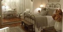 Dream Bedrooms / Lovely places to dream...