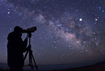 It's written in the stars.... / Astronomy is a new interest but a growing one.
