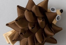 Ribbon / Wstążki / Ribbon - inspirations and tutorials Wstążki - inspiracje, tutoriale