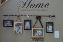 Home decorations / Home decorations - inspirations and tutorials Dekorowanie domu - inspiracje