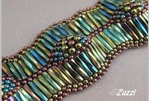 Bugle beads / Bugle beads - inspirations and tutorials