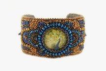 My beadwork / Kilka moich prac A few of my bead work
